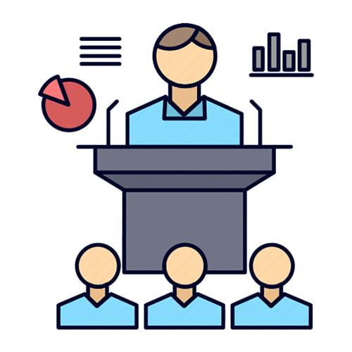 سمینار مذاکرات تجاری و سازمانی و زبان بدن (پاورپوینت)